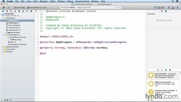 Introduction to Xcode 5: iOS App Development Essential Training