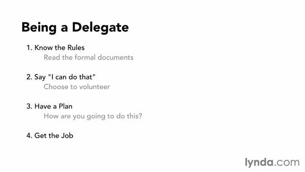 Understanding delegation: iOS App Development Essential Training