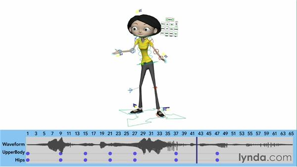 Animating weight and balance: Character Animation: Basics