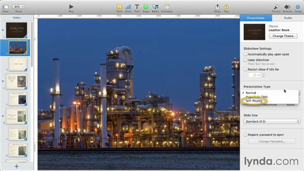 Controlling the canvas: iWork: Workflows and New Features