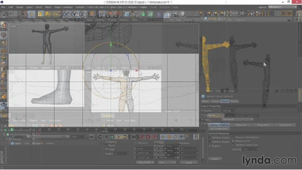 Welcome: Modeling Characters in CINEMA 4D
