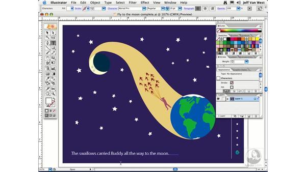 Opening Files: Illustrator CS2 Essential Training