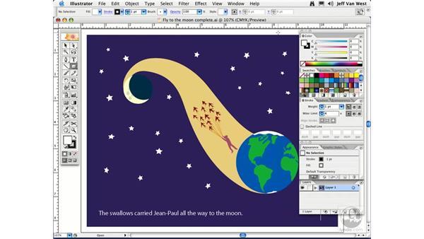 Workspaces: Illustrator CS2 Essential Training