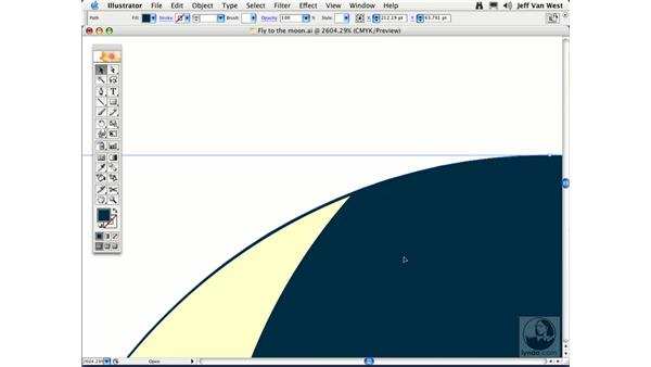 Selecting Objects: Illustrator CS2 Essential Training