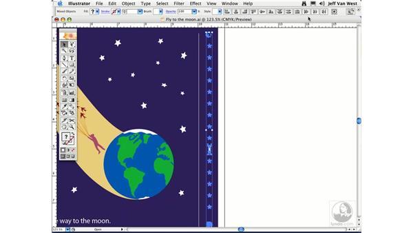 Arranging and Distributing: Illustrator CS2 Essential Training