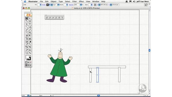 Rectangles: Illustrator CS2 Essential Training