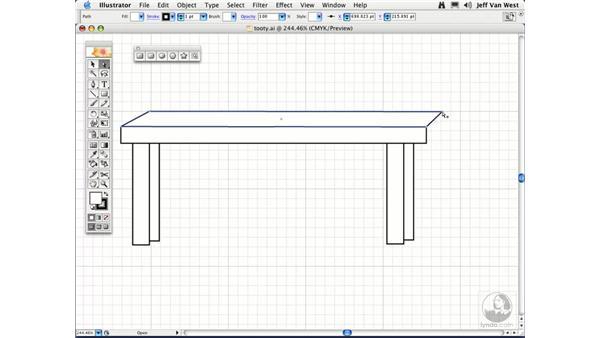 Editing Points: Illustrator CS2 Essential Training