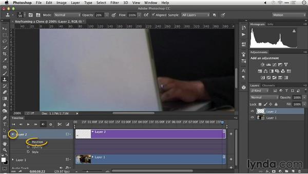 Keyframing a clone: Repairing and Enhancing Video