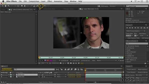 Rotoscoping with the Roto Brush: Repairing and Enhancing Video