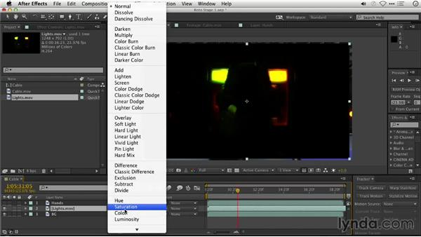 Advanced roto workflow: Repairing and Enhancing Video