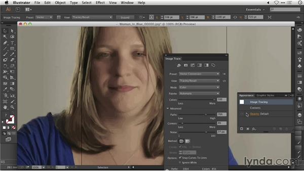 Converting footage to vectors: Repairing and Enhancing Video