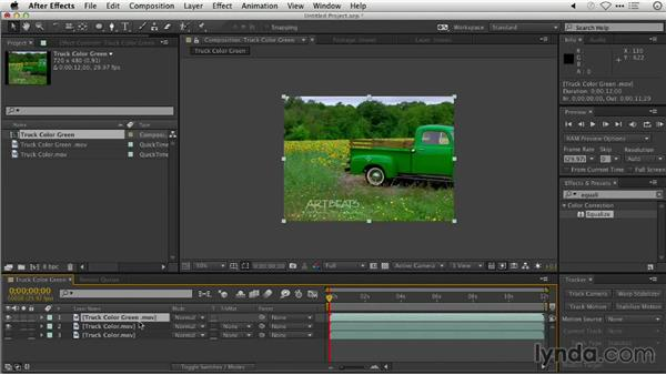 LAB color correction for video: Repairing and Enhancing Video