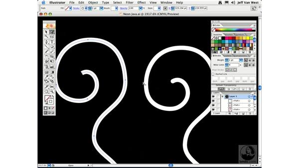Strokes: Illustrator CS2 Essential Training