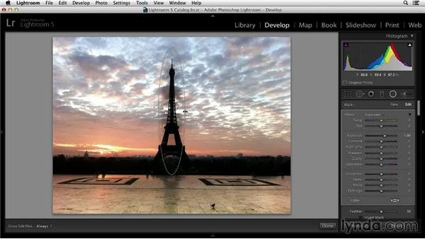 Enhancing parts of a photo: Enhancing iPhone Photos with Lightroom and Photoshop