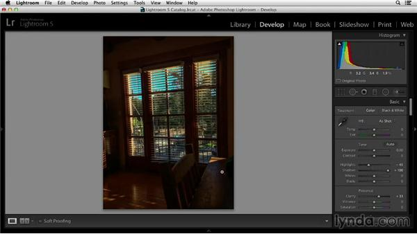 Solution: Fine-tuning an iPhone photo: Enhancing iPhone Photos with Lightroom and Photoshop