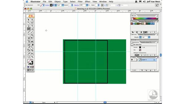 Patterns: Illustrator CS2 Essential Training