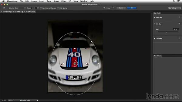 Employing selective focus: Enhancing iPhone Photos with Lightroom and Photoshop