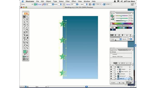 Blending Modes: Illustrator CS2 Essential Training