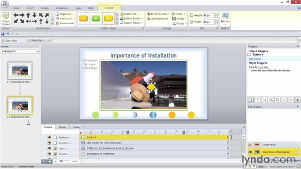 Creating interactive video: Articulate Storyline Advanced Techniques