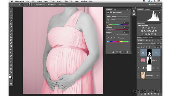 Welcome: Photoshop for Photographers: Color Emphasis