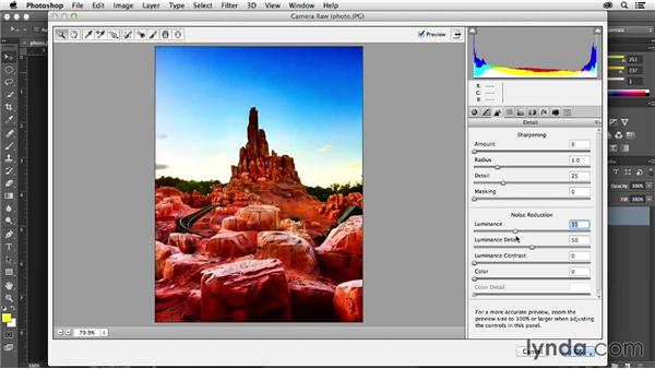 How to use Camera Raw as a Smart Filter: Creative Quick Tips