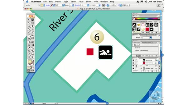 Using Symbols: Illustrator CS2 Essential Training