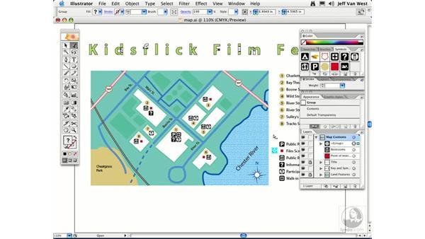 Creating Symbols: Illustrator CS2 Essential Training
