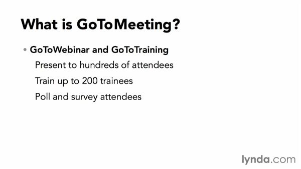 What is GoToMeeting?: Up and Running with GoToMeeting
