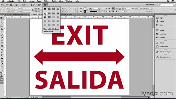 Welcome: Adapting an English Layout into Spanish with InDesign