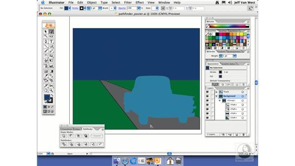 Pathfinders: Illustrator CS2 Essential Training