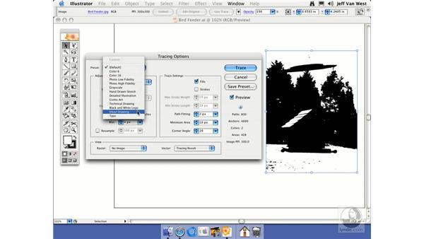 Better Tracing: Illustrator CS2 Essential Training