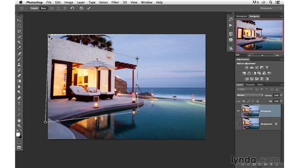 Correcting architecture with Perspective Warp: Photoshop for Photographers: 2013 Creative Cloud Updates