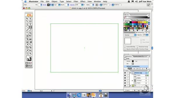 Crop Marks: Illustrator CS2 Essential Training