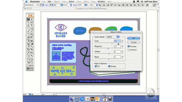 Illustrator Filters: Illustrator CS2 Essential Training