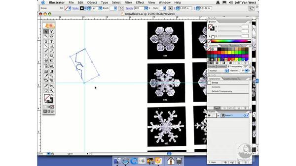 Transform Effect: Illustrator CS2 Essential Training