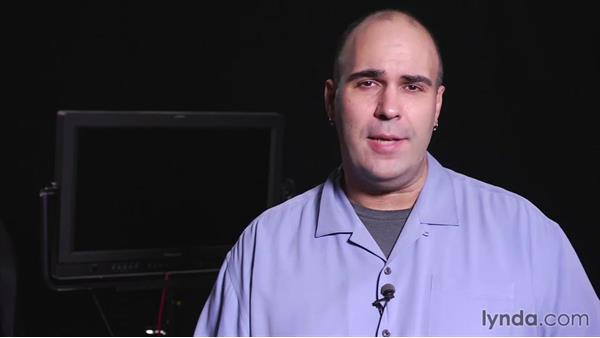 Securing the cable to the camera: Tethered Shooting Fundamentals (2014)