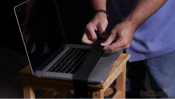 Using a table for tethering: Tethered Shooting Fundamentals (2014)