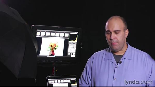 Pairing the CamRanger to a mobile device: Tethered Shooting Fundamentals (2014)