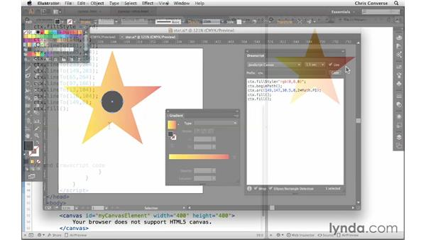 Welcome: Design the Web: From Illustrator to HTML5 Canvas