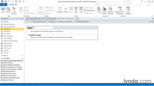 Using the Else branch: SharePoint Designer 2013: Custom Workflows