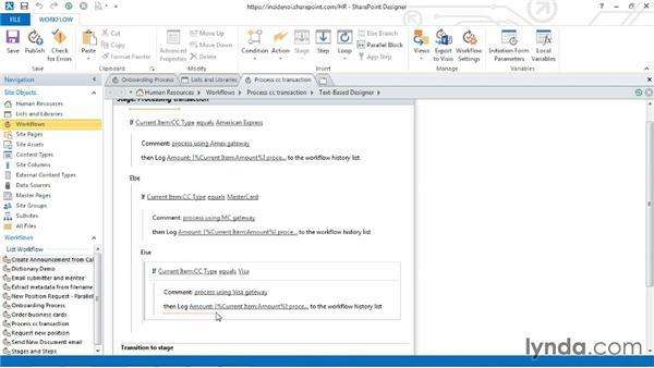 Preventing workflow errors: SharePoint Designer 2013: Custom Workflows