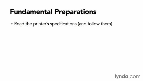 Before you submit your job: Print Production Essentials: Prepress and Press Checks