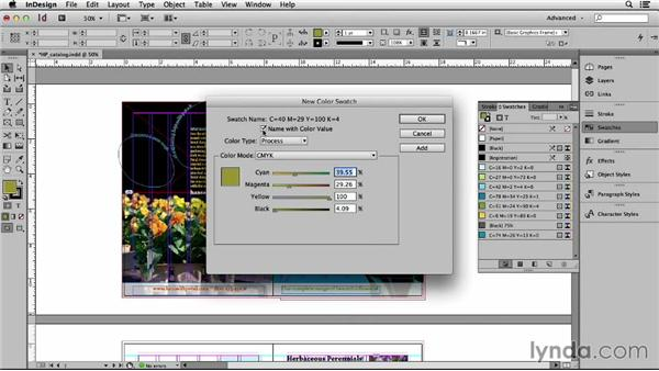 Performing file alterations: Print Production Essentials: Prepress and Press Checks