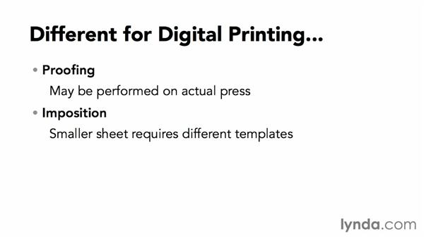 Digital printing prep: Print Production Essentials: Prepress and Press Checks