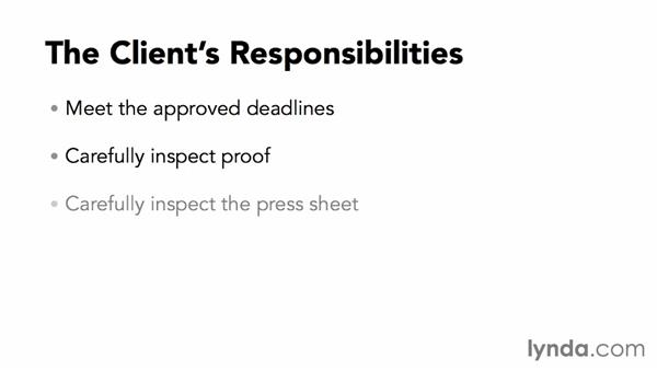 What if there's a problem?: Print Production Essentials: Prepress and Press Checks