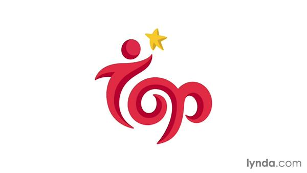 Stars: A symbol of excellence: LogoLounge: Shapes and Symbols in Logo Design