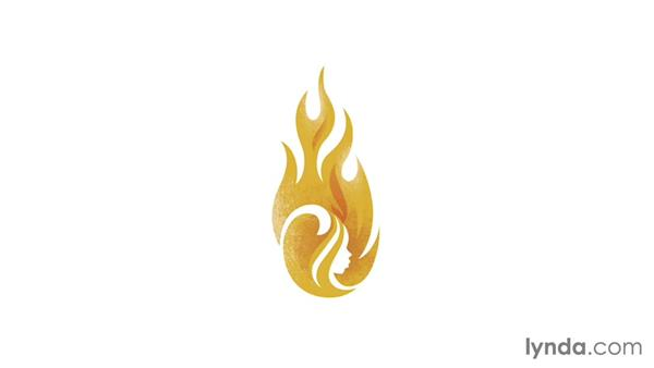 Flames: A mix of old and new: LogoLounge: Shapes and Symbols in Logo Design