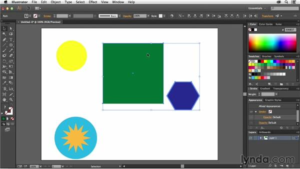 """How to use """"Align to Key Object"""" in Illustrator: Creative Quick Tips"""