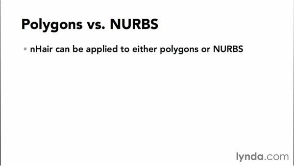 Understanding Nucleus nHair: Creating Hair with Maya nHair