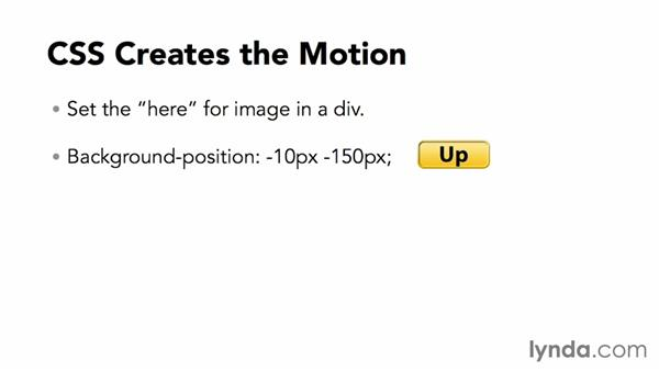 CSS motion overview: Web Motion for Beginners: Animate a CSS Sprite Sheet